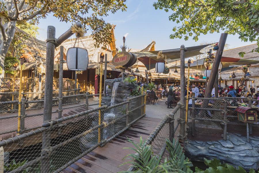 Tropical Hideaway Disneyland
