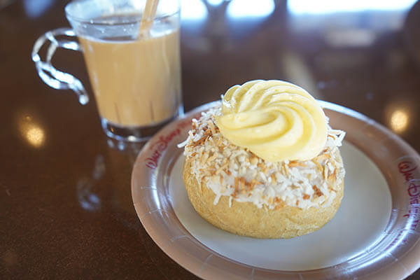 School Bread and Viking Coffee - Epcot (Norway Pavilion)