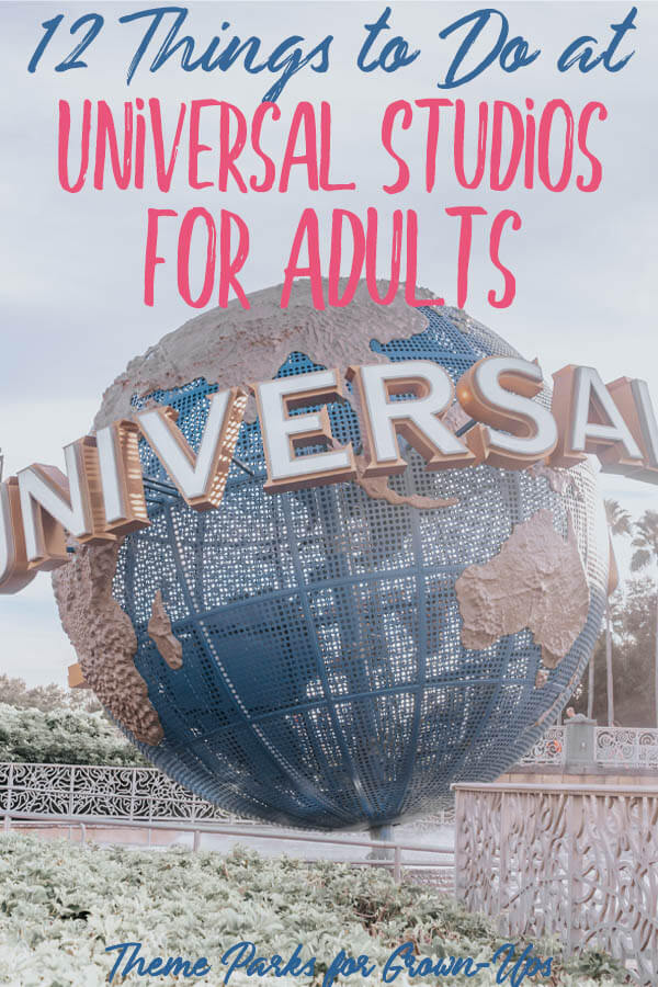 You might not know it, but theme parks like Disney World and Universal Studios are packed with adult-friendly things to do! You just have to know where to go and where to find it all. The Ultimate Guide to Universal Studios Orlando for Adults can help you get started with that! Share a few drinks, enjoy some thrill rides, and chill out at the luxurious resort hotels. #vacation #universalstudios #disney