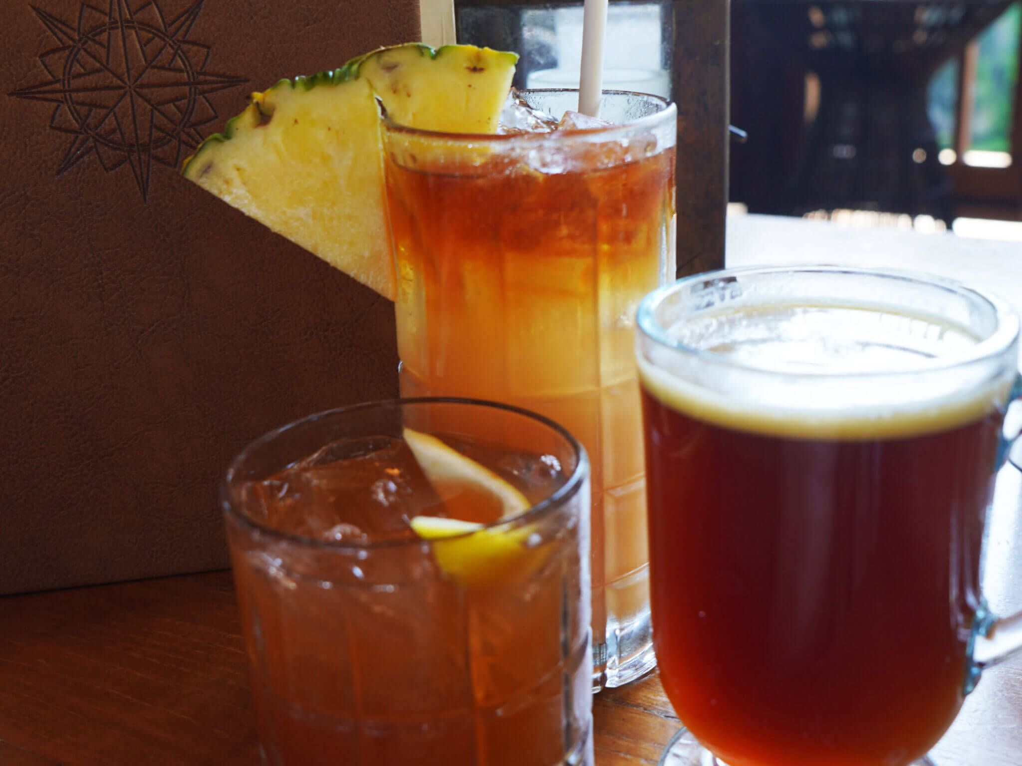 Traditional Mustang Coffee and drinks from Nomad Lounge in Animal Kingdom at Disney World