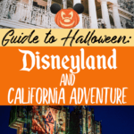 Halloween Guide to Disneyland: Halloween food, rides, and party guide!