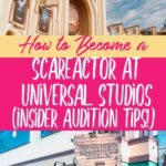 How to Become a Scare Actor at Universal Studios