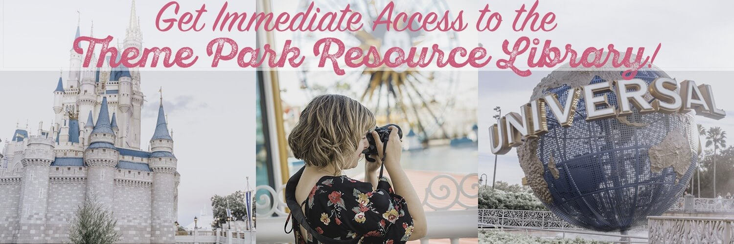 Get Immediate Access to the Theme Parks for Grown-Ups Resource Library