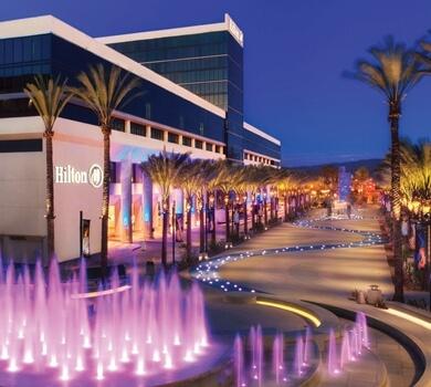 Hilton Anaheim near Disneyland
