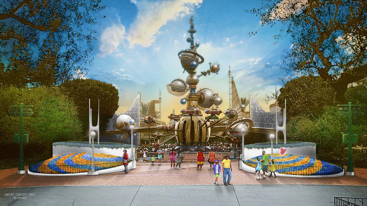 New Entrance to Tomorrowland 2020