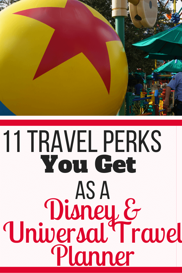 11 Discounts You Get as a Disney Travel Planner
