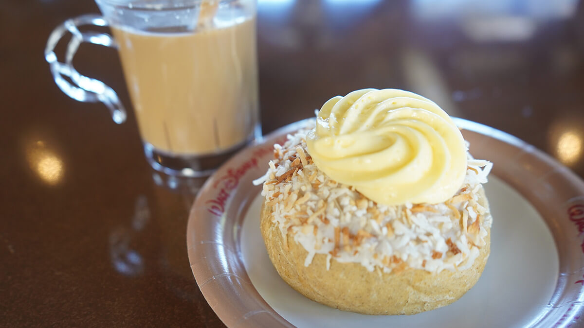 School Bread and Viking Coffee at Epcot