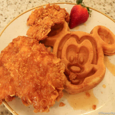 Top 5 Places for Breakfast at Disney World Resorts in 2021